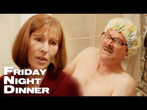 Jim In The Bath | Friday Night Dinner
