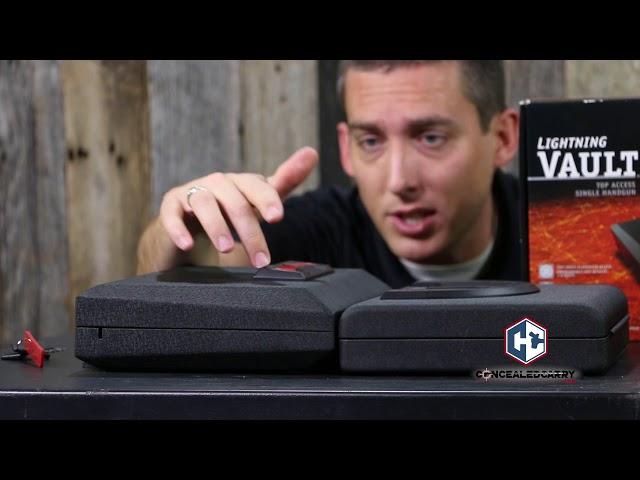 Gun Safe Comparison | Sports Afield VS Gun Vault