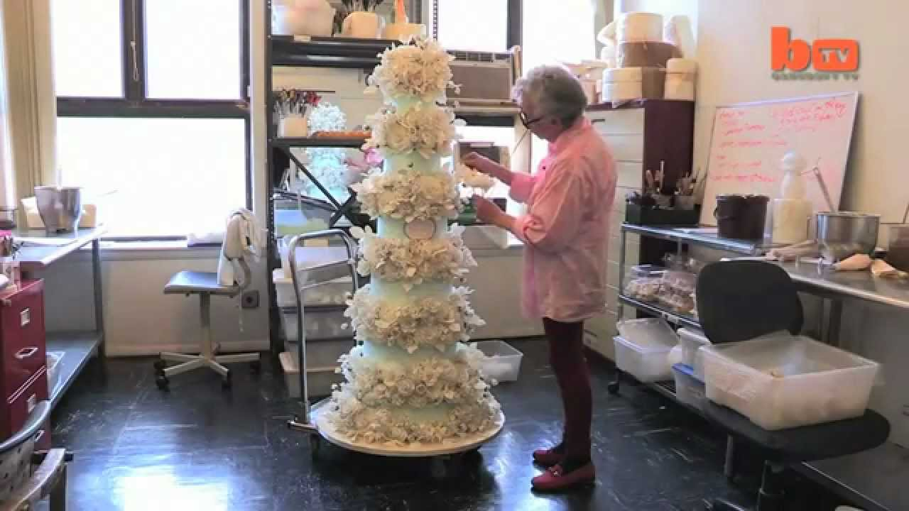 Cakes Of Sylvia Weinstock Youtube