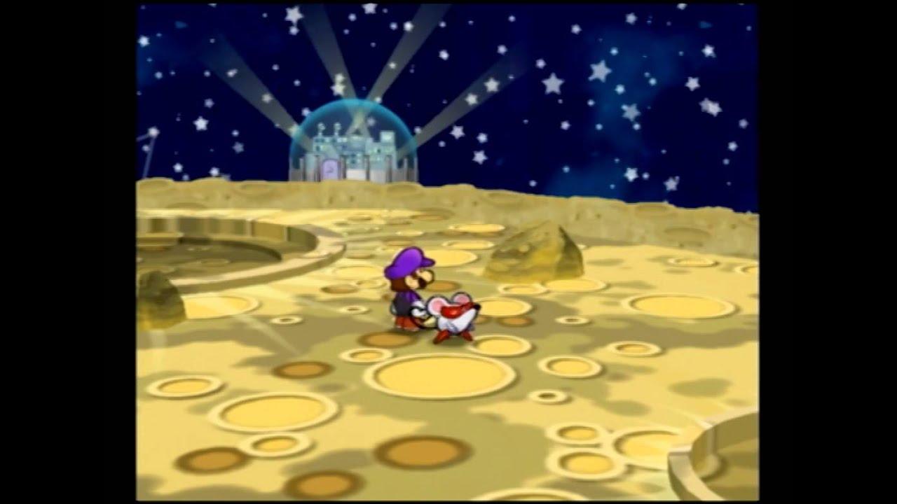 moon base paper mario - photo #1