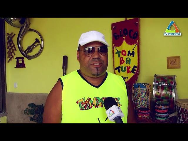 (JC 01/03/19) Conheça a oficina de percussão promovida pelo mestre Claudião