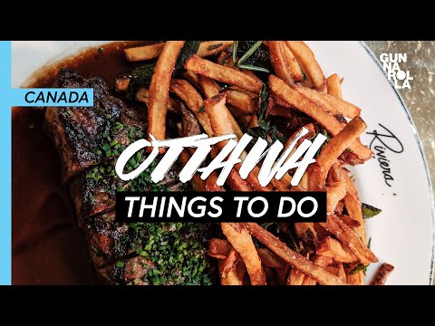 Ottawa Travel Guide: What To See, Do & Eat in Winter