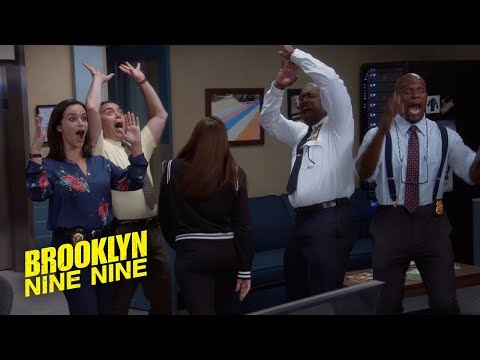 Gina Gets The Internet Back | Brooklyn Nine-Nine