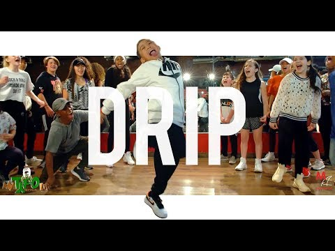 Cardi B Ft. Migos - Drip | Choreography with Phil Wright
