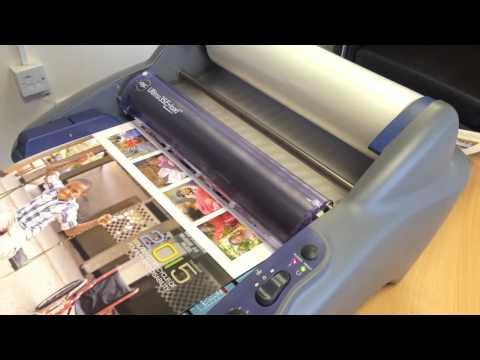 gbc 3500 pro series laminator manual