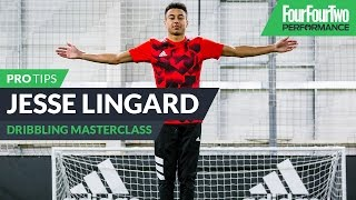 Jesse Lingard | How to dribble | Pro soccer tips