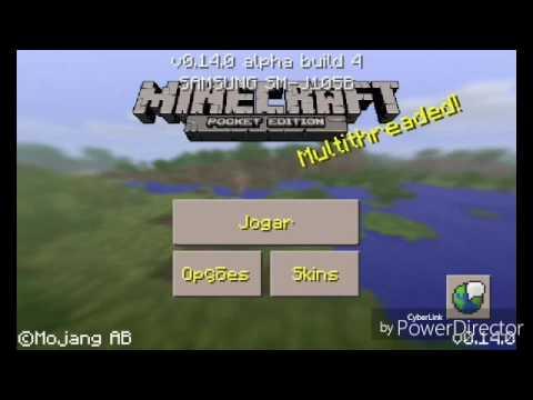 Minecraft #4 Webcam muito Legal..