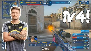 When S1mple clutches #3