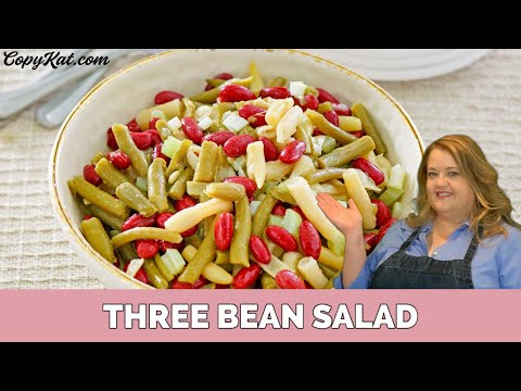 Easy Classic Three Bean Salad (2018)