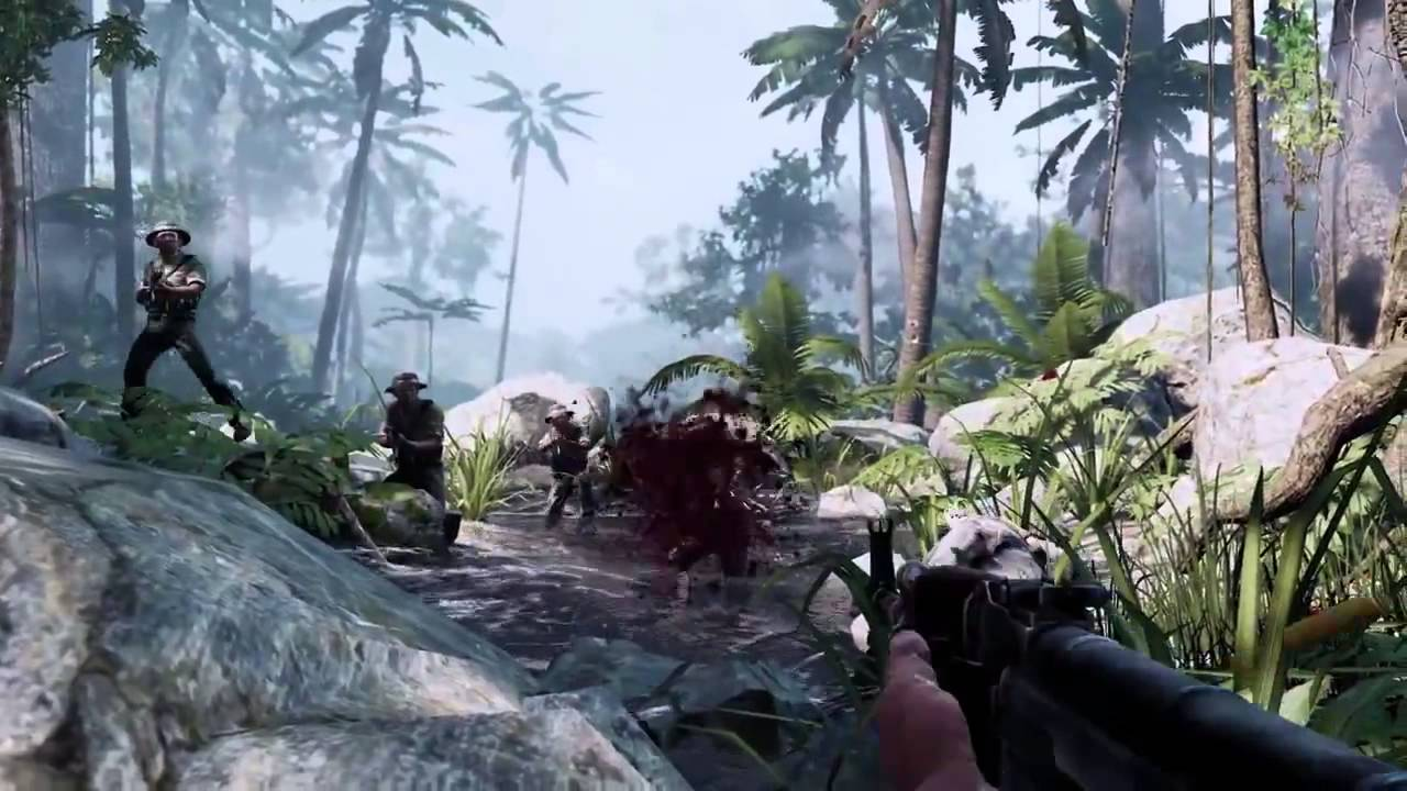Ac Not Working >> RAMBO: The Video Game - GAMEPLAY Trailer #2 (PS3 & XBOX ...