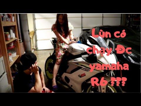 Chiều Cao Bao Nhiêu Thì Có Thể Lái Được Yamaha R6( 2017-2019)