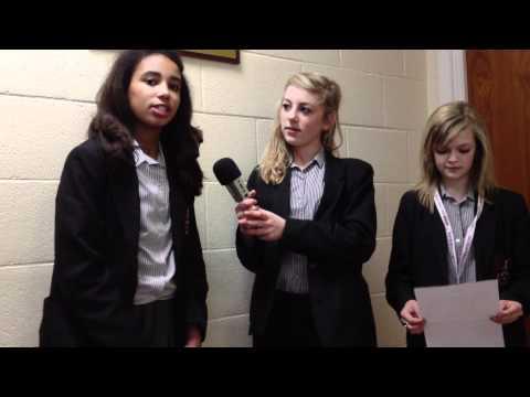 BBC School Report 2012: Caistor Grammar School