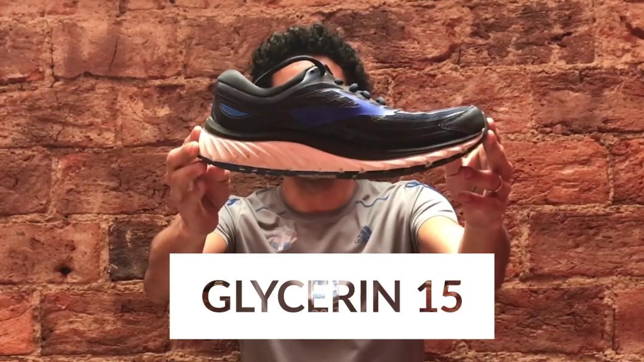 zapatillas running brooks glycerin 24 precio argentina