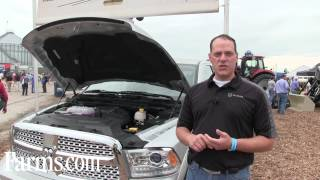 ram 1500 ecodiesel truck has the best fuel economy in its class