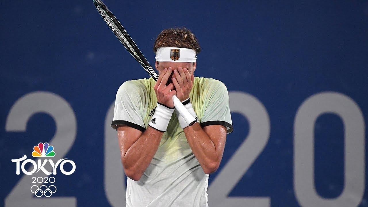 2021 US Open: Novak Djokovic tops Alexander Zverev in Olympic ...