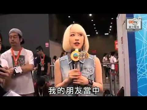 Nami Tamaki at ACGHK event & live @ Hong Kong TV (2012.07.28)