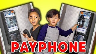 Video KIDS REACT TO PAYPHONES download MP3, 3GP, MP4, WEBM, AVI, FLV Desember 2017