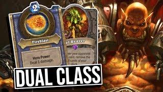 ARENA HYPE! No Standard&Classic Cards?! + Dual Classes! | Saviors of Uldum | Hearthstone