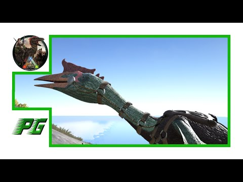 ARK Survival Evolved S2E08 - Solo Taming A Quetzal