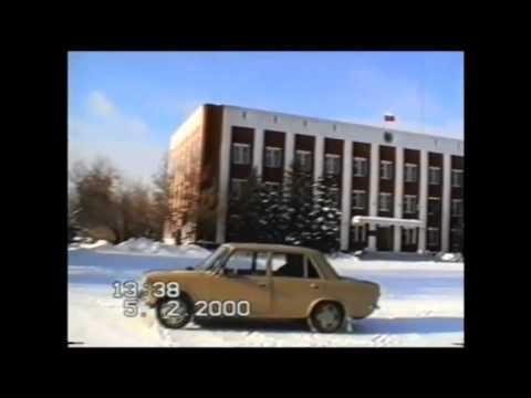 Тюкалинск прогулка в прошлое