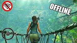 Top 7 Tomb Raider Games For Android HD OFFLINE DROIDGAMES