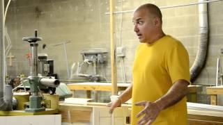Plantation Shutters Dallas Tx -smashing Shutters, Mike Shows How O'hair Shutters Take The Heat