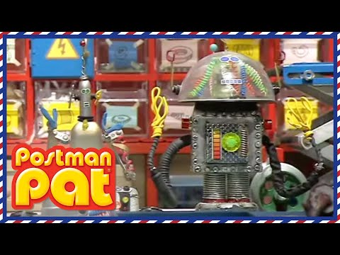 Postman Pat and the Crazy Robots   Postman Pat Special Delivery   Full Episode