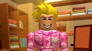 Ich machte jake paul in roblox