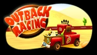 O JOGO MAIS VICIANTE DA INTERNET OUTBACK RACING