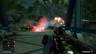 Driller Machine, arma de assinatura (Far Cry 4 Gameplay)