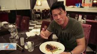 Celebrity Chow: Zheng Ge Ping's diet secrets to his new hot bod