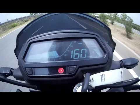 Dominar 400 2018 Top Speed 161kmph