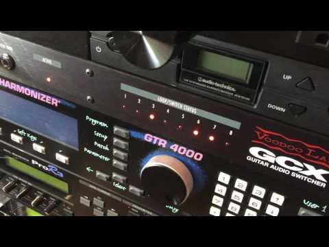 Voodoo Labs GCX Audio Switcher Power Issue