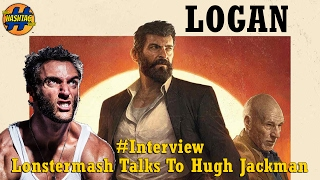 hugh jackman talks about his last ride as wolverine in logan with lonstermash   that hashtag show