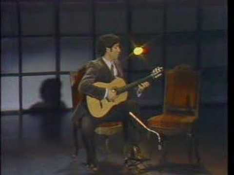 Classical Flamenco with Castanets ..played by Michael Laucke