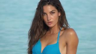 Lily Aldridge - Uncovered - Sports Illustrated Swimsuit 2016