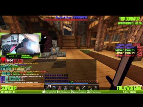 Minecraft - MW #54  4k Followers on Twitch YAY