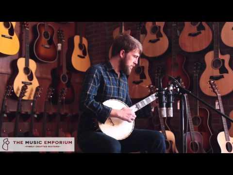 """Doug Unger Deluxe Presentation Banjo w/ Vega Tubaphone 12"""" Rim at The Music Emporium"""