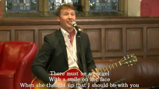 James Blunt - You're Beautiful | Live | LYRICS