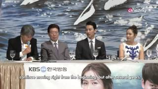 Video Showbiz Korea - Press conference of the new drama 'Shark' | '상어' download MP3, 3GP, MP4, WEBM, AVI, FLV Maret 2018