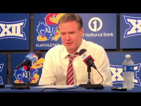 Kansas Head Coach Bill Self af bill self