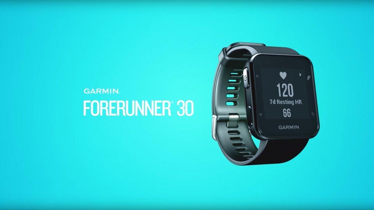 Forerunner 30  Running Made Simple. Garmin EMEA a8ba98d3a2