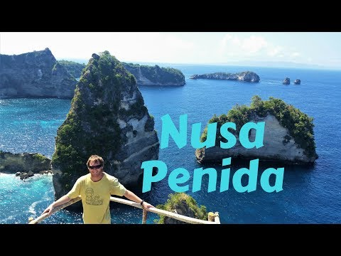 Nusa Penida (Day 1) - Cliffs, Coves, and Culture