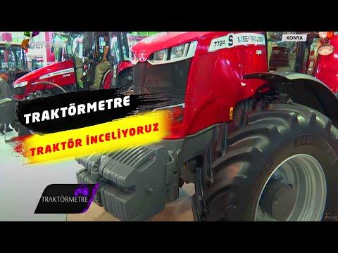 Traktörmetre Özel