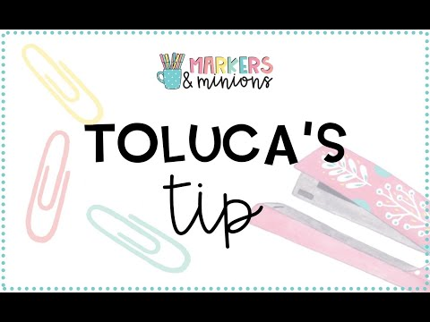 Toluca's Tip: Locating the Informal Assessments Book Online