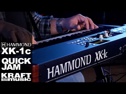Hammond XK-1c Compact