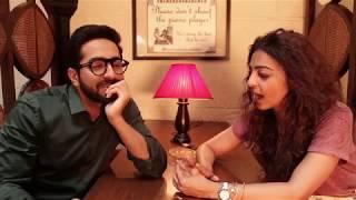 andhadhun title teaser announcement ayushmann khurrana radhika apte tabu sriram raghavan