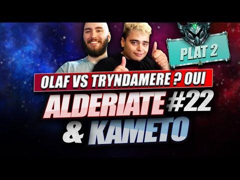 Vidéo d'Alderiate : [FR] ALDERIATE & KAMETO - OLAF VS TRYNDAMERE - PATCH 9.14 - UN PETIT DIMANCHE AVEC BROLAF GAMING