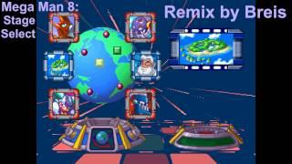 Breis - Mega Man 8: Stage Select