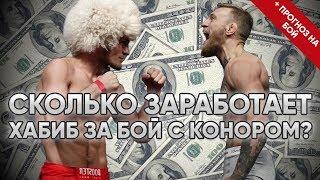 Абдулманап Нурмагомедов: Хабиб за бой с Макгрегором получит рекордную сумму